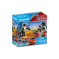Playmobil 70775 Control Aduanero