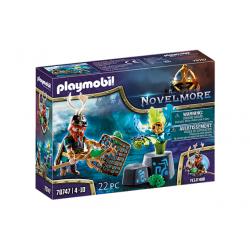 Playmobil 70747 Violet Vale - Mago de las Plantas