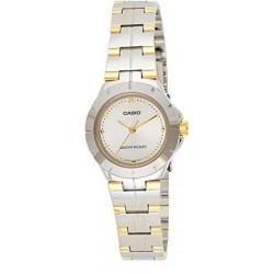 Reloj Casio Señora LTP-1242SG-7C bicolor