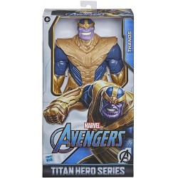 Figura Thanos 31 cm Hasbro Avengers Deluxe E7381