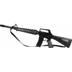Rifle combate M-118 presentado en retráctil juguete 8 tiros metal Gonher 70cm Fabricado en España