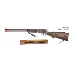 Rifle Cowboy 8 tiros...