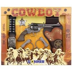 Revolver con funda Sheriff...