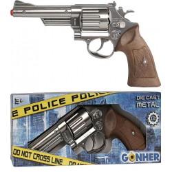 Revolver Policía juguete 12...