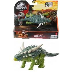 Jurassic World Fuerza Feroz Sauropelta Dinosaurio articulado Dino Escape Mattel HBY67
