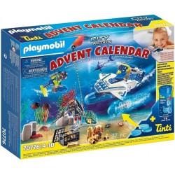 Playmobil 70776 Calendario...