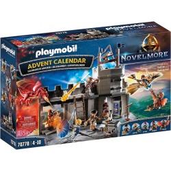 Playmobil 70778 Calendario...