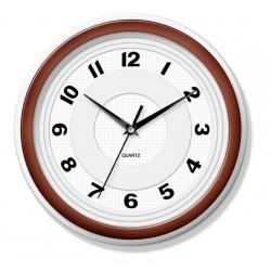 Reloj de pared redondo 31cm Timemark