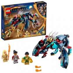Lego Marvel Super Heroes 76154 ¡Emboscada de los Desviantes!
