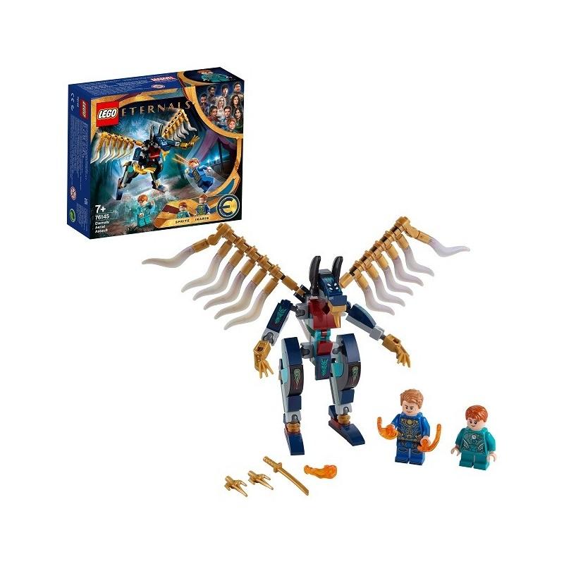 Lego Marvel Super Heroes 76145 Asalto Aéreo de los Eternos