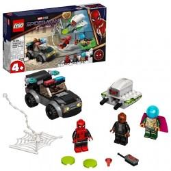 Lego Marvel Super Heroes 76184 Spider-Man vs. Ataque del Dron de Mysterio