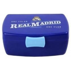 Sandwichera de Real Madrid...