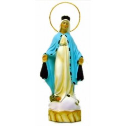Figura virgen milagrosa 24cm