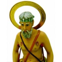 Figura de San Lázaro 23cm