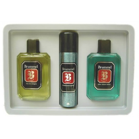 Estuche Brummel Colonia desodorante y after shave
