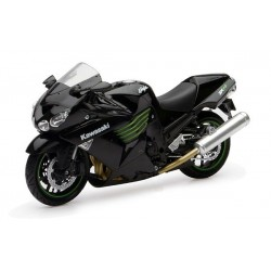 Kawasaki Ninja ZX-14 escala 1:12 New Ray