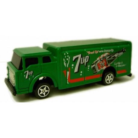 Camión Seve Up juguete 1:87