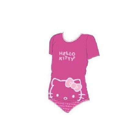 Hello Kitty conjunto interior camiseta y braguitas