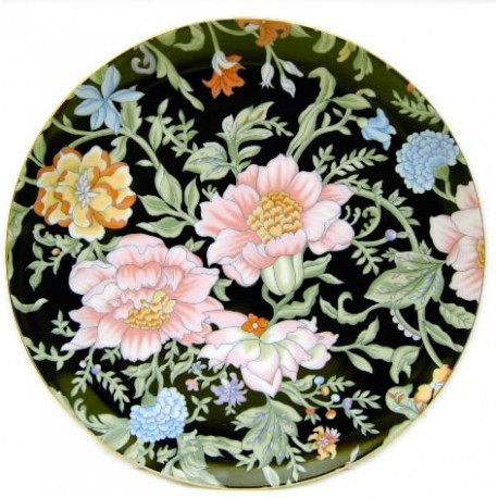 Plato decorativo porcelana japonesa