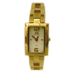Reloj señora Time Force dorado TF2261L02M