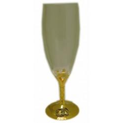 Juego 6 copas champán para boda