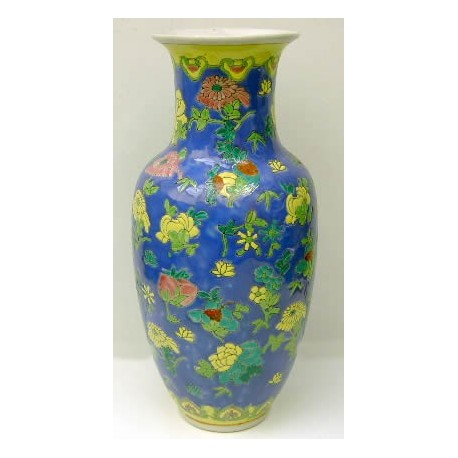 Jarrón porcelana china 31cm