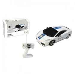 Coche Radio Control Real Madrid