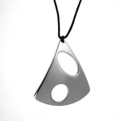 Colgante de acero triángulo mod.CJD-32