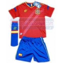 Equipación Camiseta Pantalón y Medias Selección Española