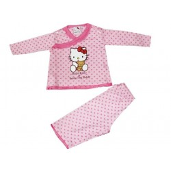 Pijama bebe Hello Kitty