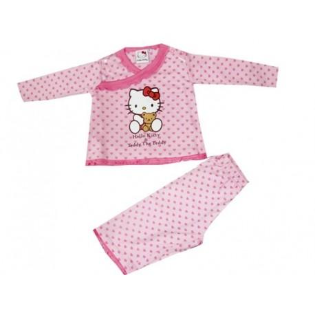 Pijama bebe Hello Kitty