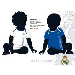 Bodys Real Madrid 2und