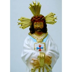 Figura Jesús Rescatado 24cm