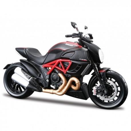 Ducati Diavel Carbon Maisto 1:12