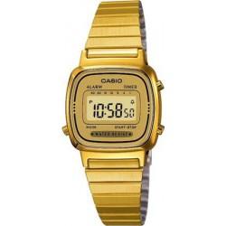 Reloj casio dorado señora LA670WEGA-9EF