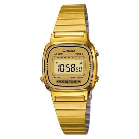 Reloj casio dorado se ora la670wega 9ef comprar relojes - Almacenes el dorado ...