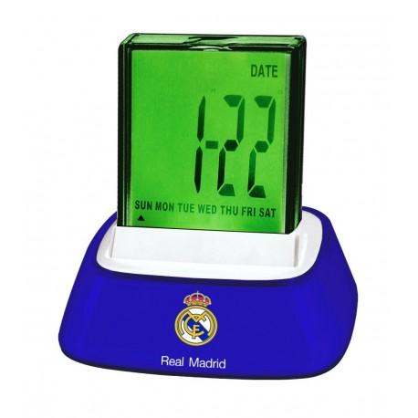 Despertador Digital 4 Funciones Real Madrid