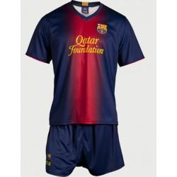 Equipación Fútbol Club Barcelona niño