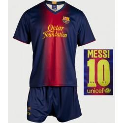Equipación Fútbol Club Barcelona Messi