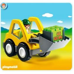 Playmobil 6775 1.2.3. Pala