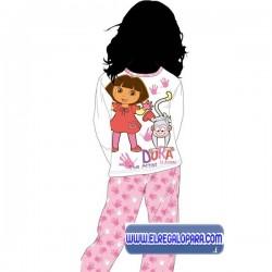 Dora la Exploradora pijama invierno