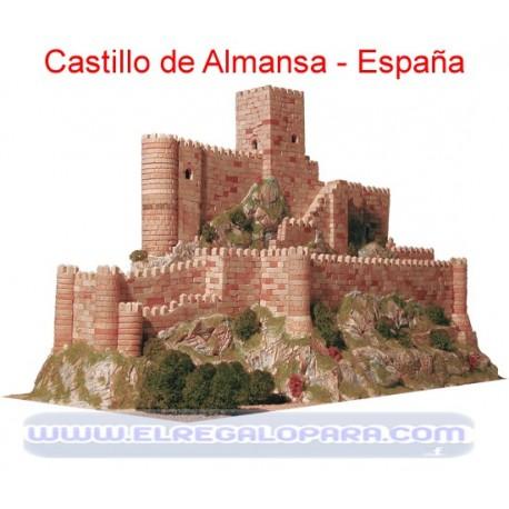 Maqueta Castillo de Almansa