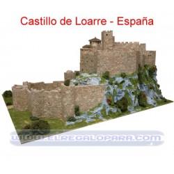 Maqueta Castillo de Loarre