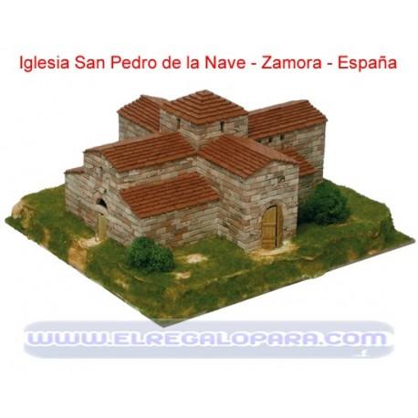 Maqueta San Pedro de la Nave Zamora