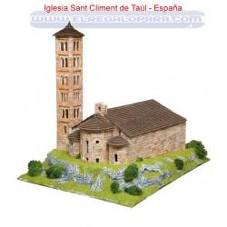 Maqueta Iglesia Sant Climent de Taüll