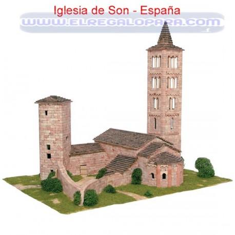 Maqueta Iglesia de Son