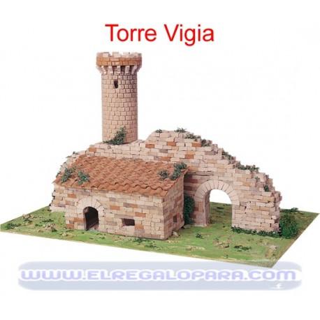 Maqueta Torre vigía