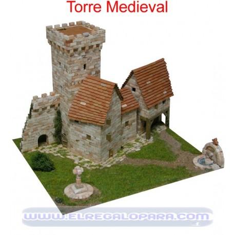 Maqueta Torre medieval