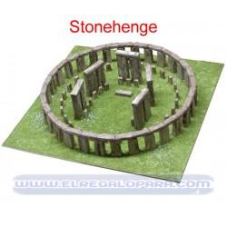 Maqueta Stonehenge Amesbury Inglaterra Aedes Ars 1268