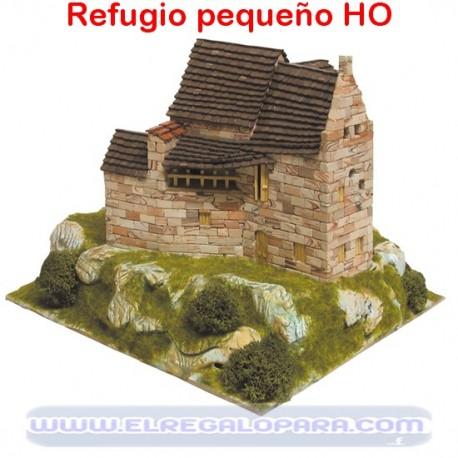 Maqueta Refugio pequeño HO
